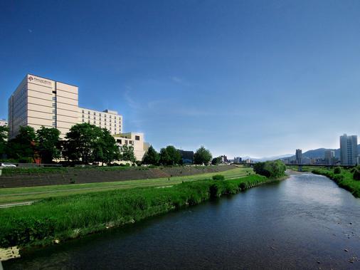 札幌万丽酒店 - 札幌 - 建筑