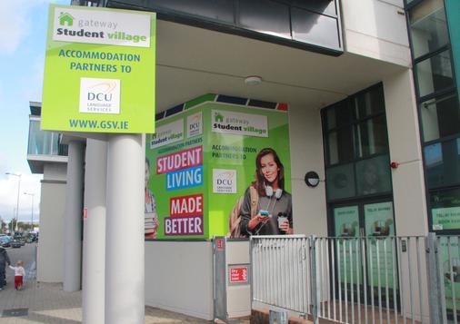 Gateway Student Village - 都柏林 - 户外景观
