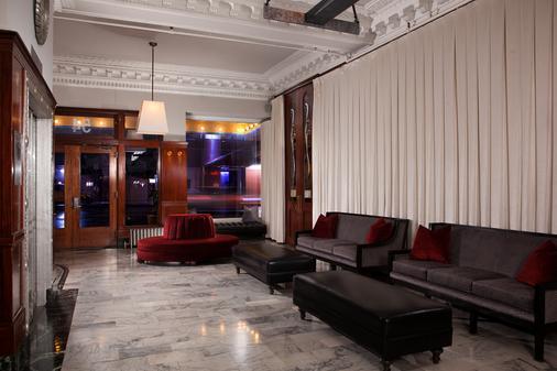 莫塞尔酒店 - 旧金山 - 大厅