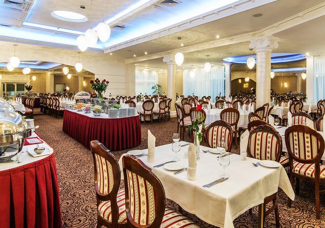 华沙机场洛德酒店 - 华沙 - 餐馆