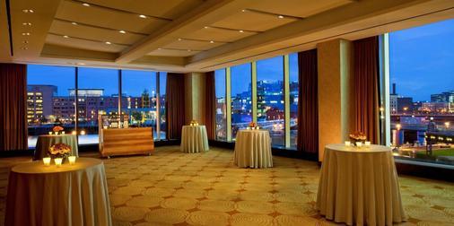 波士顿洲际酒店 - 波士顿 - 宴会厅