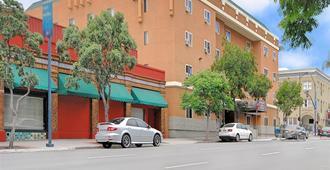 盖斯兰姆普会议中心凯富酒店 - 圣地亚哥 - 建筑