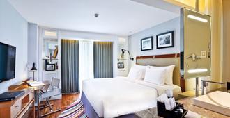库塔海滩文化遗址酒店 - 库塔 - 睡房