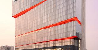 广州天河新天希尔顿酒店 - 广州 - 建筑