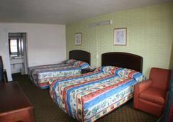 预算酒店 - 夏洛特 - 夏洛特 - 睡房
