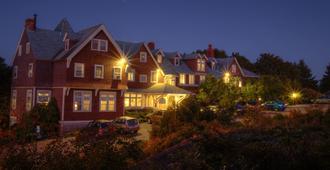 可拉佛斯多庄园酒店 - Bar Harbor - 建筑