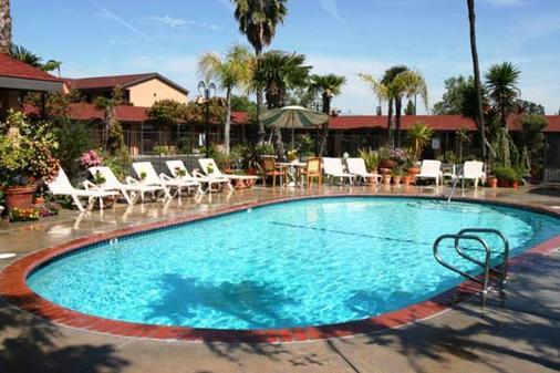 阿德莱德酒店 - 佩索罗伯斯 - 游泳池