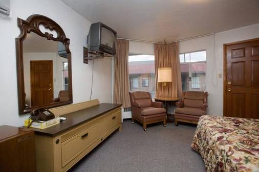 科罗拉多斯普林斯驿马汽车旅馆 - 科罗拉多斯普林斯 - 睡房