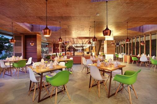 格朗德娜库塔旅馆 - 库塔 - 餐馆