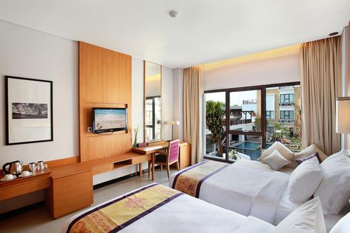 格朗德娜库塔旅馆 - 库塔 - 睡房