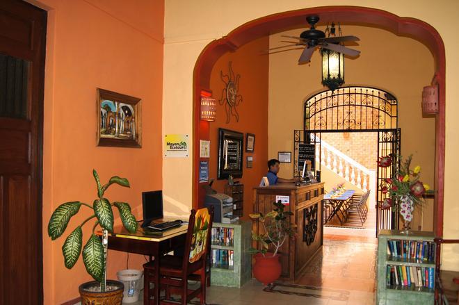 达尔佩雷格里诺酒店 - 梅里达 - 柜台