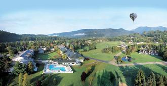 斯托弗兰克度假酒店及Spa - 斯托 - 建筑