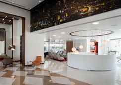 贝鲁特关键公寓式酒店 - 贝鲁特 - 大厅