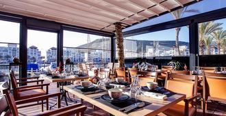 比安卡海灘家庭度假村 - 阿加迪尔 - 餐馆