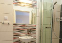 普瑞米安旅馆 - 克拉科夫 - 浴室