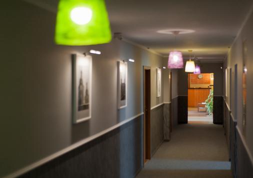 普瑞米安旅馆 - 克拉科夫 - 门厅