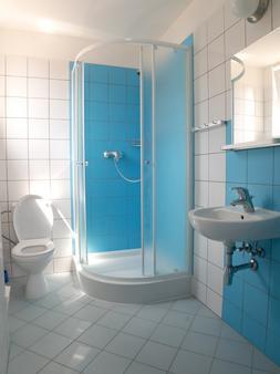 中庭旅馆 - 布拉迪斯拉发 - 浴室