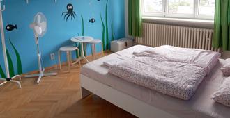 中庭旅馆 - 布拉迪斯拉发 - 睡房
