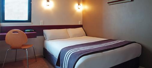 海德公园Y酒店 - 悉尼 - 睡房