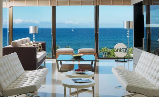 H10征服者酒店 - 美洲海滩 - 客厅