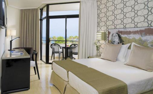 H10征服者酒店 - 美洲海滩 - 睡房