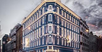 多瑙瓦茨尔酒店 - 维也纳 - 建筑