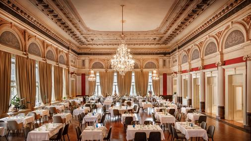 因佩里亚尔雷米森斯优品传统酒店 - 奥帕提亚 - 宴会厅