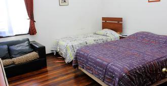 沃塔旅馆青年旅舍 - 瓦尔帕莱索 - 睡房