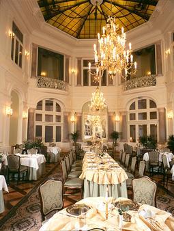 格兰德酒店 - 克拉科夫 - 宴会厅