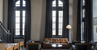 新奥尔良王牌酒店 - 新奥尔良 - 客厅