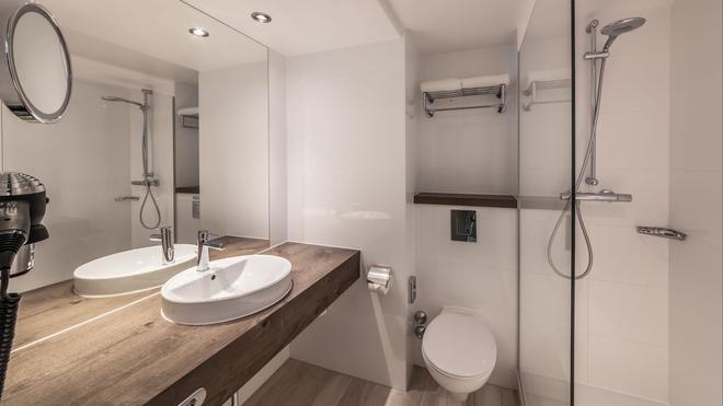 慕尼黑市中心假日酒店 - 慕尼黑 - 浴室