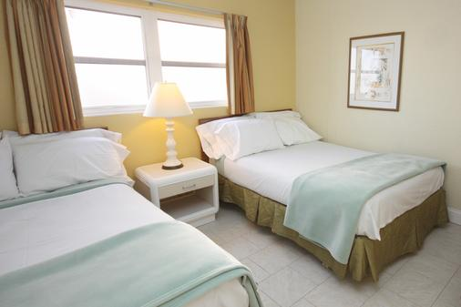 魁北克汽车旅馆 - 怀尔德伍德 - 睡房