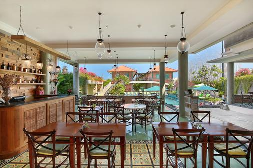 雷诺特尔豪宅C精品酒店及水疗中心 - North Kuta - 餐馆
