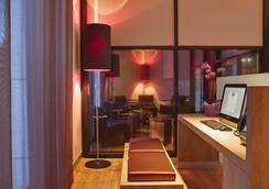 莱比锡城际酒店 - 莱比锡 - 大厅