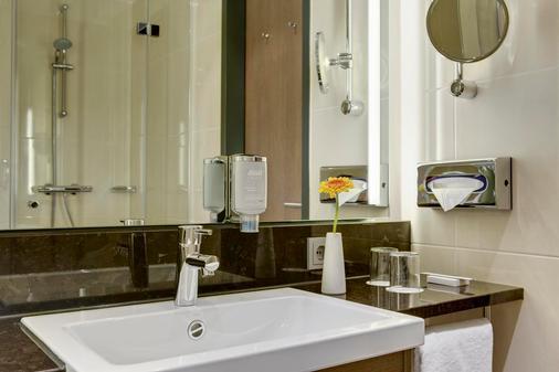 莱比锡城际酒店 - 莱比锡 - 浴室