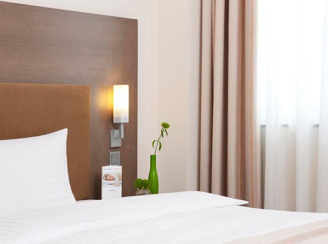 莱比锡城际酒店 - 莱比锡 - 睡房
