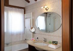 卡多若酒店 - 威尼斯 - 浴室