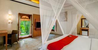 巴厘岛托尼之家酒店 - 仓古 - 睡房