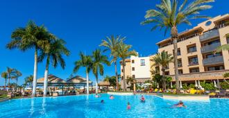 阿德赫格瑞考斯塔酒店 - 阿德耶 - 游泳池