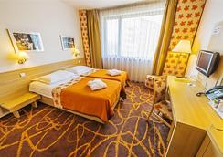 Iris Hotel Eden - 布拉格 - 睡房