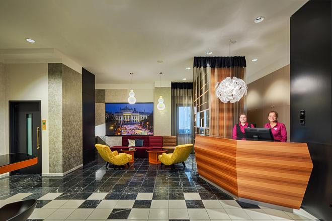 维也纳摩羯座酒店 - 维也纳 - 柜台