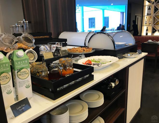 多卡勒吉奥酒店 - 蓬塔德尔加达 - 自助餐