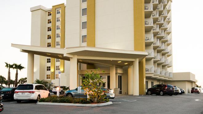代托纳广场海滩-海滨凯悦酒店 - 代托纳海滩 - 建筑