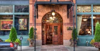 牛津酒店 - 丹佛 - 建筑