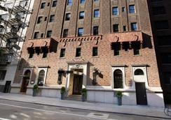 Pod 39 - 纽约 - 建筑