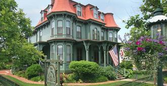 维多利亚女王家庭旅馆 - 五月岬郡 - 建筑