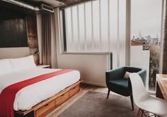 诺里顿酒店 - 纽约 - 睡房