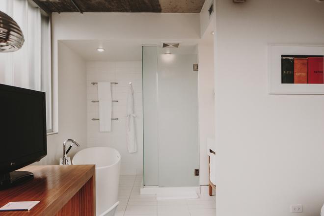 诺里顿酒店 - 纽约 - 浴室