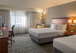 玛丽埃塔市/I-75北州际公路亚特兰大庭院酒店 - 玛丽埃塔市 - 睡房