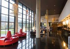 斯考特而毕尔巴鄂大酒店 - 毕尔巴鄂 - 休息厅